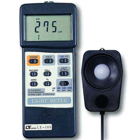 Light Meter Dekko Ft 7932 Kualitas Terbaik lutron lx 105 light meter meter digital