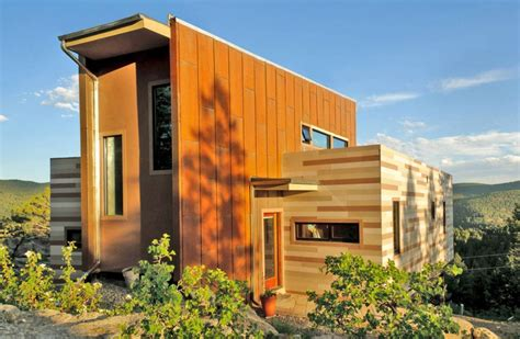 Four Story House 22 modern shipping container homes around the world