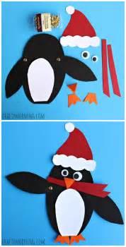 Christmas Penguin Crafts - pinterest the world s catalog of ideas