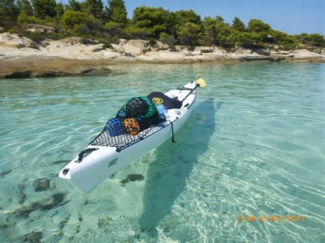 Sea Kayak in Halkidiki ? The Ultimate Adventure
