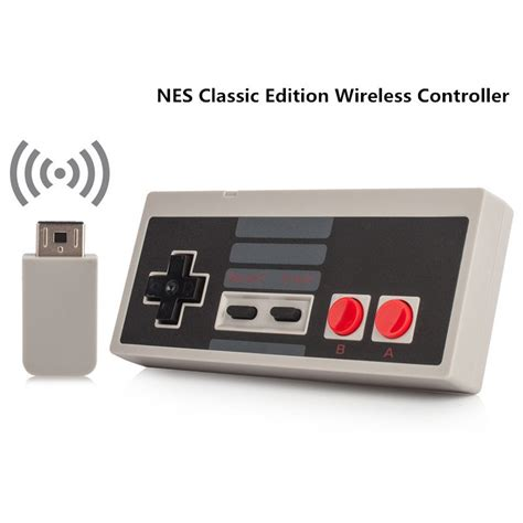 rechargable wireless controller for nintendo nes classic edition alex nld
