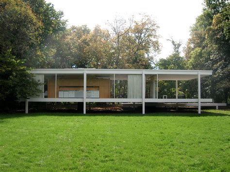 plano houses farnsworth house plano illinois