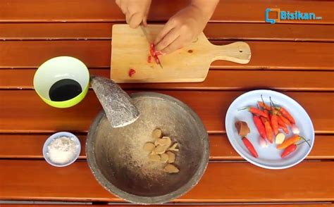 cara membuat bolu jahe resep dan cara membuat sambal jahe