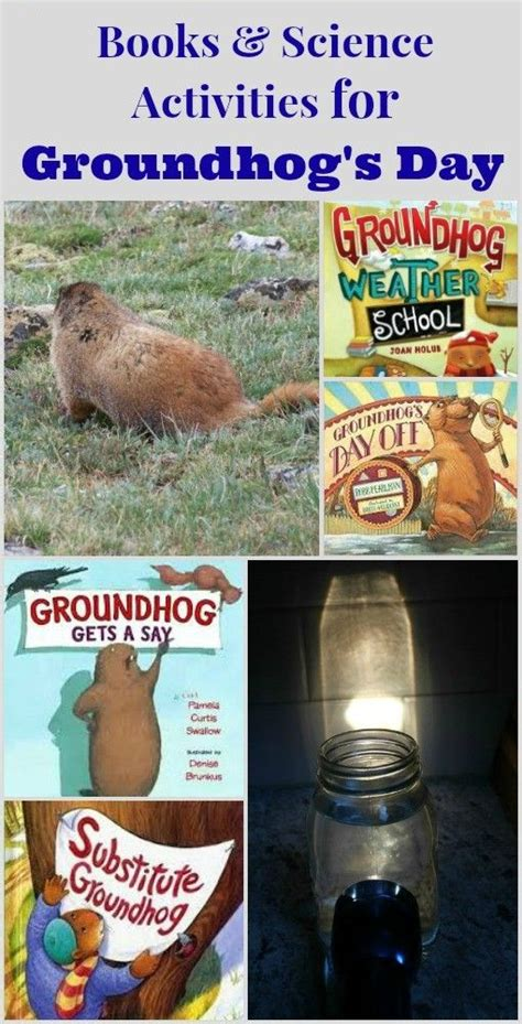 groundhog day novel 10 great groundhog s day activities