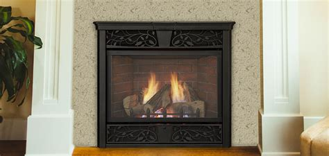 monessen ventless gas fireplace monessen 32 quot symphony traditional vent free gas fireplace