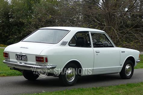 sold toyota corolla ke20 2 door sedan auctions lot 16