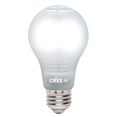 Cree Dimmable Led Light Bulbs Cree 60w Equivalent Daylight 5000k A19 Dimmable Led Light Bulb With 4flow Filament Design Ba19