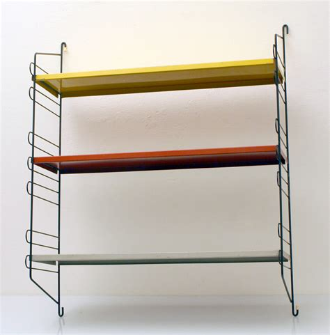Retro Shelf tomado style retro book shelf