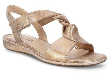 formal sandals for ecco bouillon sandal 3 0 35782301091 gold formal