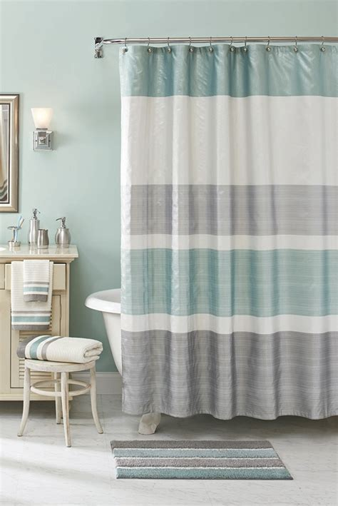 matching shower curtain and towels shower curtains with matching towels blue lauren double
