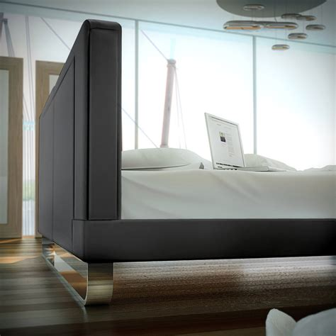 Chelsea Bedroom Furniture Chelsea Bedroom Set Slate White Modern Digs Furniture