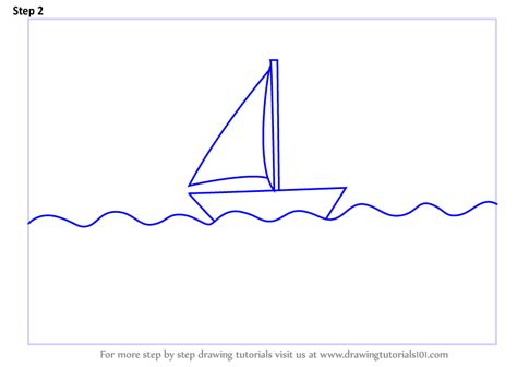 how to draw a fishing boat step by step learn how to draw a simple boat for kids boats for kids