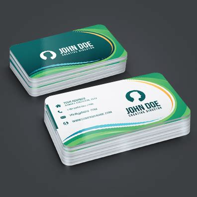 Plastic Business Cards Cheap