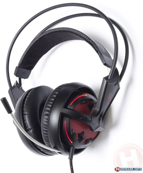 Headset Steelseries Diablo Steelseries Diablo Iii Headset Review Only For The Die Fans Hardware Info United Kingdom