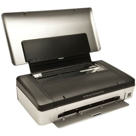 Mobile Printer Bluetooth Hp M200 hp officejet 100 bluetooth colour mobile inkjet printer cn551a mwave au