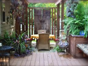 backyard privacy ideas outdoor spaces patio ideas