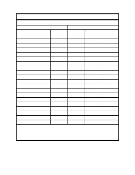 table sheets table top design planning sheet cont d