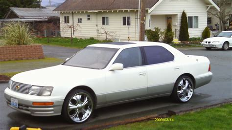 1995 lexus ls topstatiss 1995 lexus ls specs photos modification info
