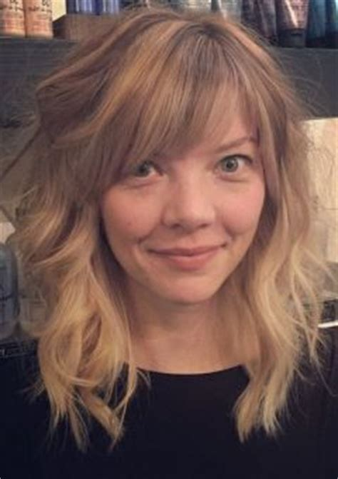 hairstyles and haircuts with bangs in 2018
