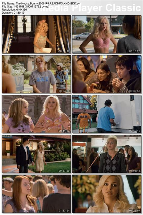 imdb house bunny the house bunny 2008 r5 readnfo xvid bdk download from extabit rapidshare