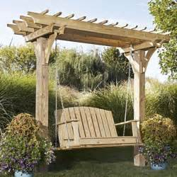 garden arbor swing 25 best ideas about arbor swing on pinterest pergola