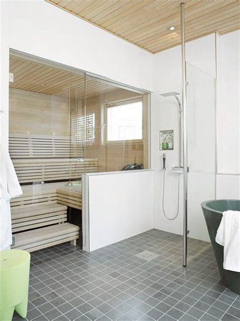 sauna or steam room sauna or steam room in bathroom bathrooms
