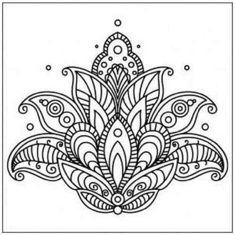 imagenes de mandalas rosas mandalas de flores naturales con sus significados para