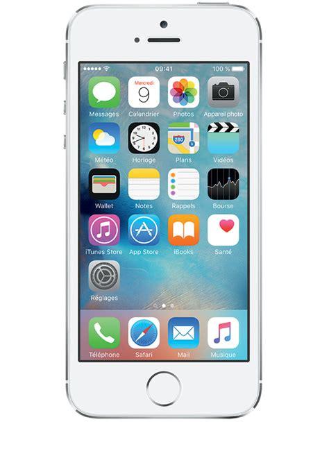iphone 5s sles iphone 5s 16 go argent avis prix avec forfait