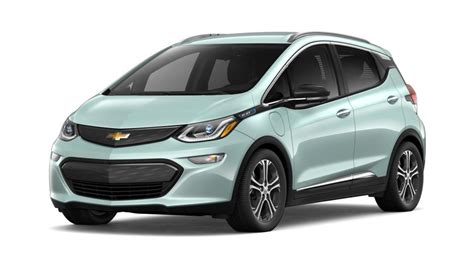 2019 Chevrolet Bolt Ev by 2019 Chevrolet Bolt Ev Colors Gm Authority