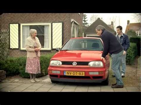 Golf Das Auto Youtube by Golf Auto Reclame Youtube