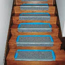 Cost Of Installing Carpet On Stairs by Adhering To Detail How To Install A Low Cost Stair