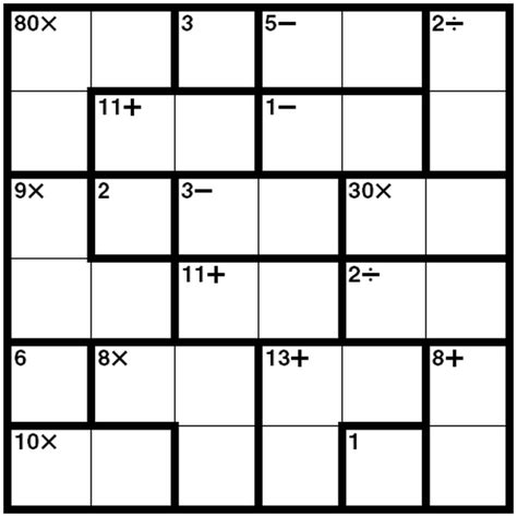 online tutorial c net sudoku fans try these gnarly kenken puzzles cnet