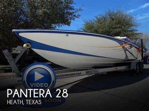 pantera boats for sale pantera 28 pantera boats for sale