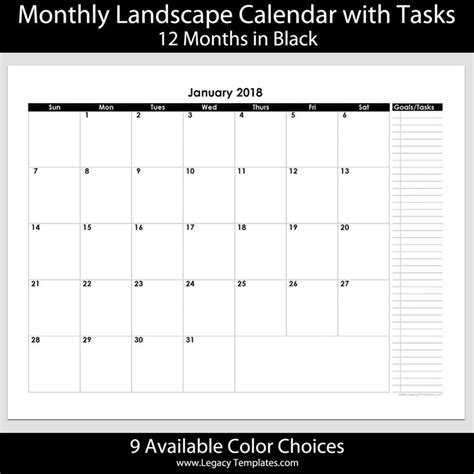 printable usable calendars 122 best calendars images on pinterest beauty products