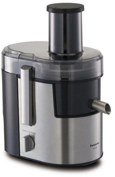 Panasonic Juicer panasonic wide juice extractor mj dj01 silver price review and buy in dubai abu dhabi