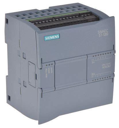 Buy Clock by 6es7211 1be40 0xb0 Siemens S7 1200 Plc Cpu Ethernet