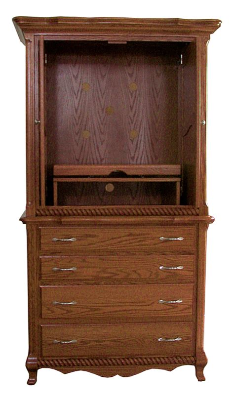 Classic Armoire by Classic Armoire Amish Furniture Designed