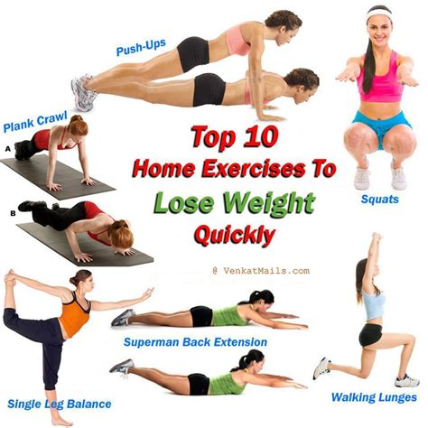 10 Top Exercises For Losing With 2 Bonus Exercises by Workout Routine For S Weight Loss At Home Eoua