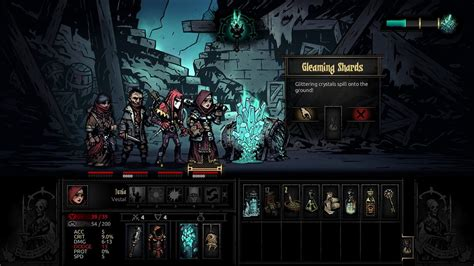 what is the darkest color darkest dungeon expansion the color of madness available