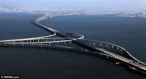 qingdao bridge world s longest sea bridge 2011 qingdao haiwan bridge