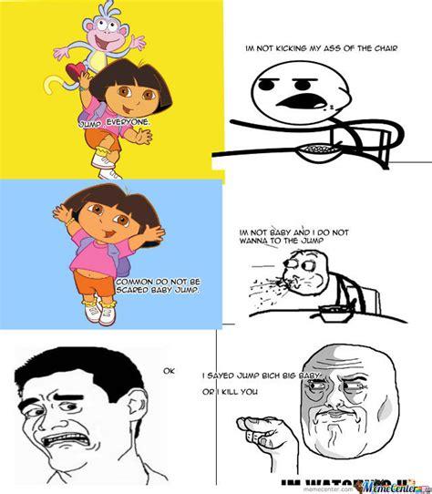 Memes Dora Explorer - dora the explorer funny quotes quotesgram
