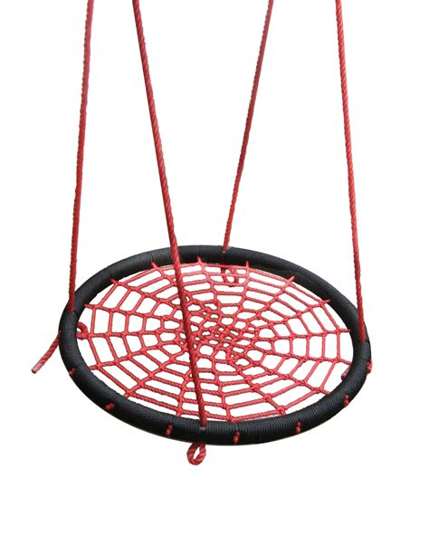 swing diameter nest swing children play round 95cm diameter durable rope