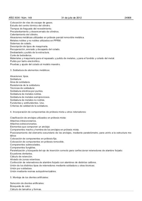 Modelo Curriculum Vitae Higienista Dental Curriculo Protesis Dentales Loe
