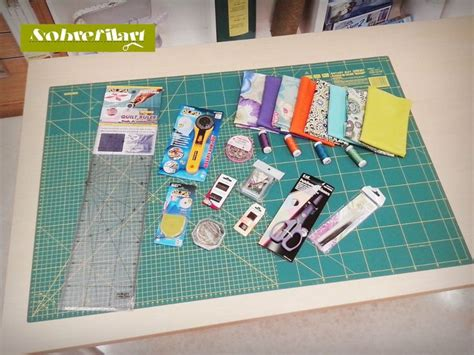 Material For Patchwork - material necesario para realizar patchwork patchwork