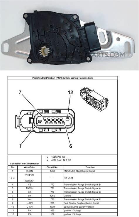 4l60e Neutral Safety Switch Wiring Engine Wiring Diagram