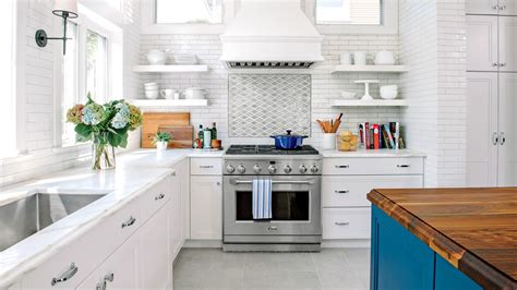 bright white kitchen cabinets all time favorite white kitchens southern living