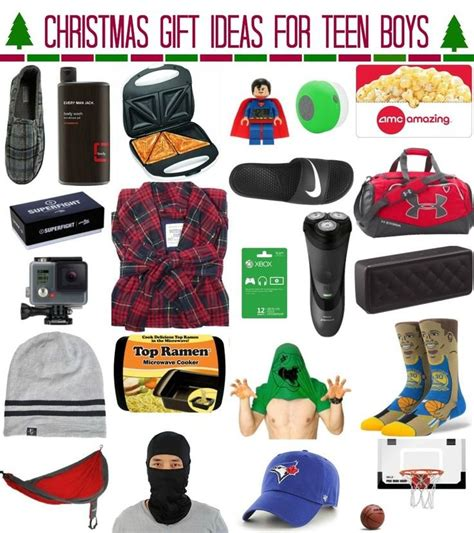 christmas gifts for high school boys gifts for guys 2017 best template idea
