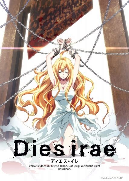 dies irae anime myanimelist dies irae ona dies irae pictures myanimelist net