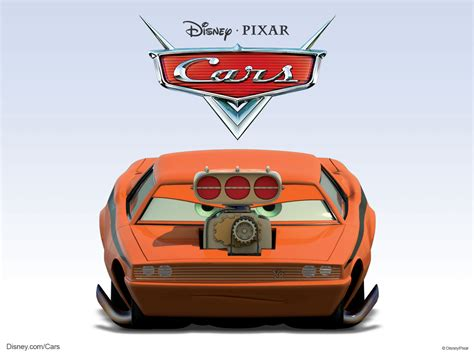 The Cars Snot Rod snot rod the sports car from disney pixar cars desktop wallpaper
