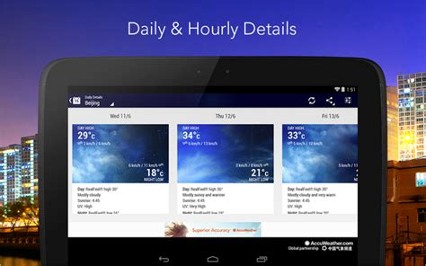 weather apps for android free 5 best weather apps for android and iphone